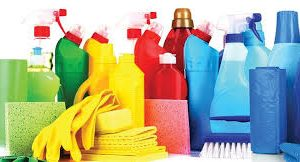 House Keeping Chemicals & Raw Materials